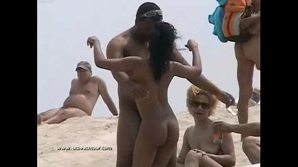 Black Woman Nude Beach